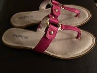 SPERRY TOP-SIDER Sandals - Size 9 1/2 - Clive, 50325