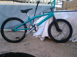 BMX 20 in freestyle