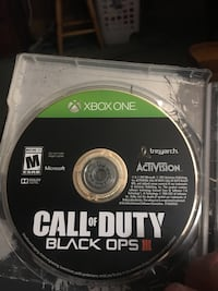 Call of Duty Black Ops 3 Xbox One game disc Corryton, 37721