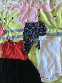 Baby clothes(3-9 Month)