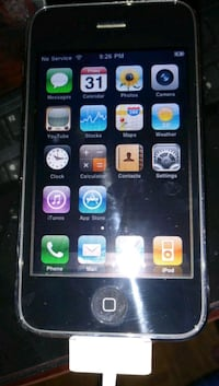iPhone 3G 16GB in excellent condition,unlocked (20 Toronto, M2K 1J4