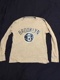 Brooklyn Nets Basketball Logo Thermal
