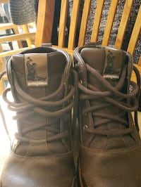 Patagonia mens boots. Size 10.5.