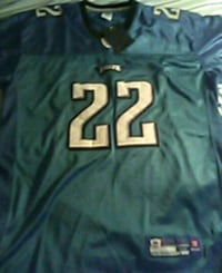 Asante Samuel authentic Eagles Jersey sz 52 NWT. Germantown, 20874
