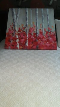 red and white floral painting 792 km