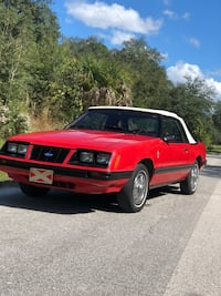 1983 Ford Mustang Deland