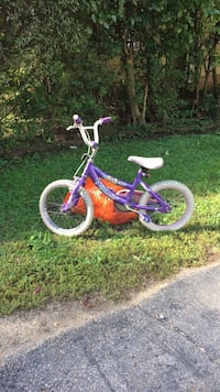 toddler's purple and pink bicycle Elgin, 60120