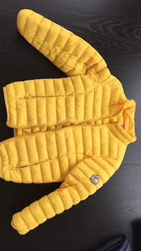 Back to Alaska yellow jacket size 10 years old  Ann Arbor, 48103