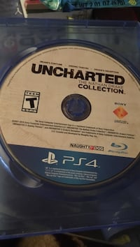 Sony ps4 uncharted  Sumter, 29150