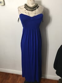 Blue dress size small  Ontario, 91762