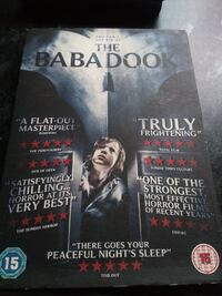The Babadook movie poster Wakefield, WF2