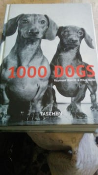 1000 Dogs Shakespeare