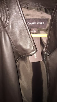 black leather Michael Kors wallet Baltimore, 21214