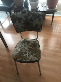 Retro Kitchen Chairs (2 available) TORONTO