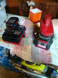 Craftsman battery and chargers