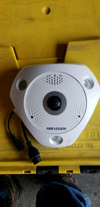 IP fish eye camera  Hikvision