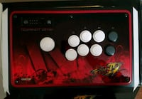 Mad Catz PS3 Street Fighter IV FightStick Silver Spring, 20906