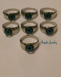 Eyeball Rings - lot Frederick, 21701