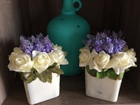 Hand crafted shabby chic floral arrangement New Tecumseth, L9R