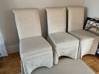 Dining Room Chairs Toronto, M5M 4A1
