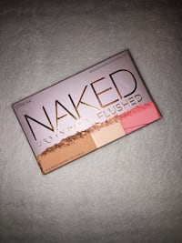 Naked urban decay smoky box