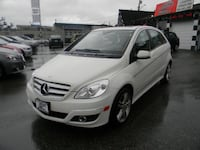 2011 MERCEDES B200 only 112000kms FINANCE AVAILABLE! Surrey