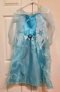 Frozen Elsa Queen Child Costume, size small Ashburn, 20148
