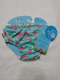 Reusable Absorbent Swimsuit Diaper Mission, 78572