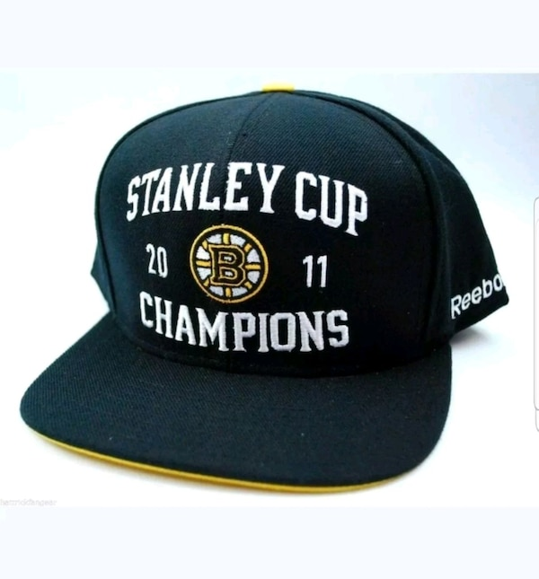 2011 Boston Bruins Stanley Cup Champions Hat Cards 01b65129-6ce7-4b89-9c2b-f8df97ce2822