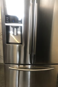 2018 Samsung French door fridge