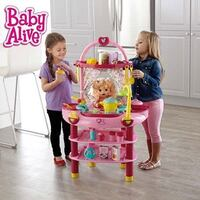 Baby Alive Doll 3 in 1 Cook 'n Care Play Set Calgary