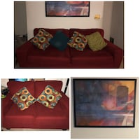 Couches & Art Frame 47 km