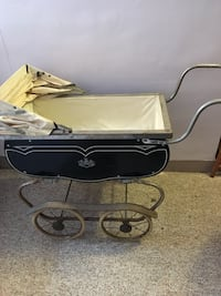 Antique Baby Buggy Clyde, 14433