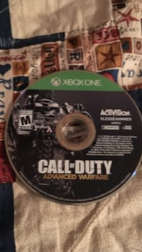 Call of Duty Black Ops III Xbox 360 game disc Independence, 70443