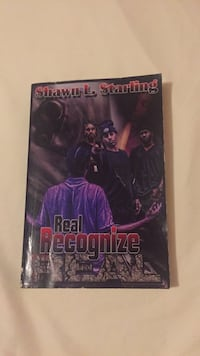 The Real Recognize Real Book Richmond, 23234