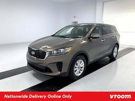 2019 Kia Sorento Dragon Brown hatchback