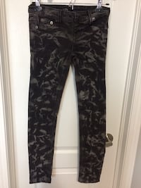 Black and gray floral pants Innisfil, L9S 0C7