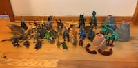 Assorted dragon and dinosaur toys Harwood Heights, 60706