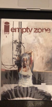 Empty Zone 1-4 comic book Toronto, M6M 5C4