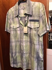 GEOX Mens/Boys shirt-BNWT $25