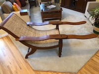 Teak wood lounge chair Portland, 97209
