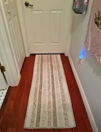 """Rare Simply Shabby Chic Runner approx 21""""W x 58""""L Deland"""