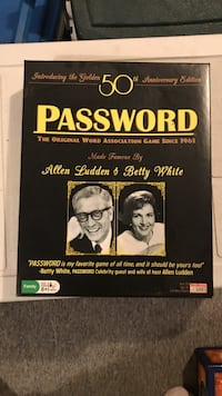 Password the board game  Markham, L3T 6R8