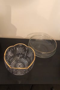 Glass bowls set of 2 Silver Spring, 20902