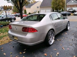 2007 Buick Lucerne this car come with new transmis