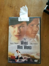 the whole wide world movie dvd Evergreen, 80439