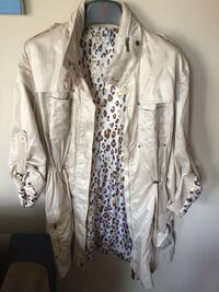 white and gray floral cardigan Edmonton, T5X 4X6