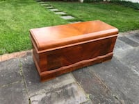Antique cedar lined blanket chest Alexandria, 22206