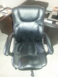 Executive Leather Office Chair VANCOUVER