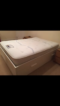 Double memory foam mattress London, WC1R